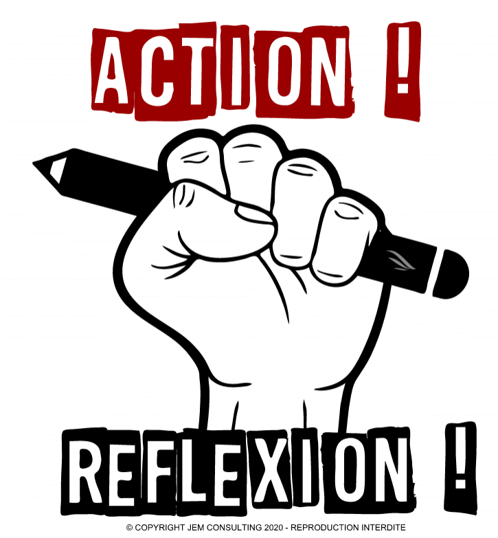 Action réflexion