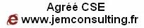 Jem Consulting agréé CSE