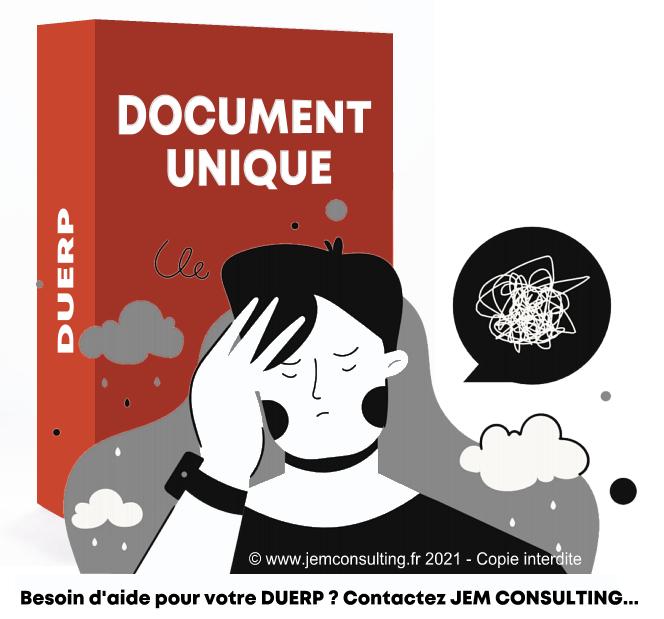 Besoin d'aide pour rédiger votre Document unique DUERP ?