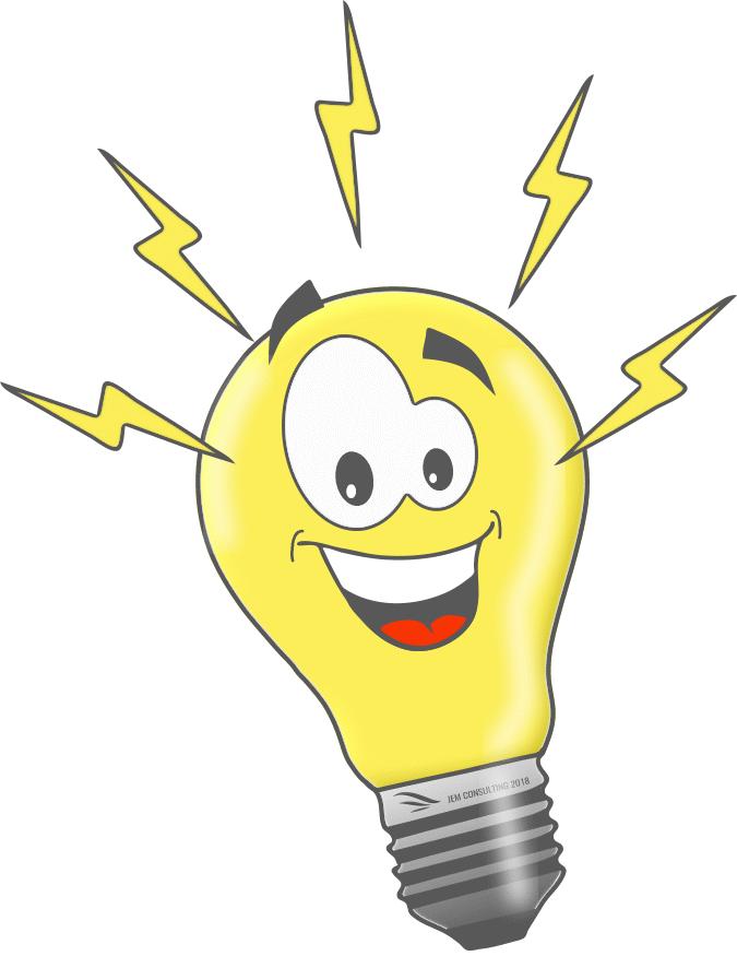 Idée lumineuse Jem Consulting