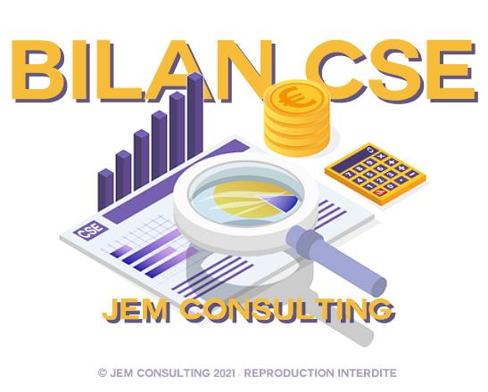 Bilan comptable CSE