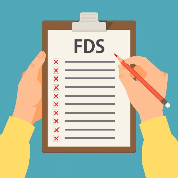 Fiche FDS