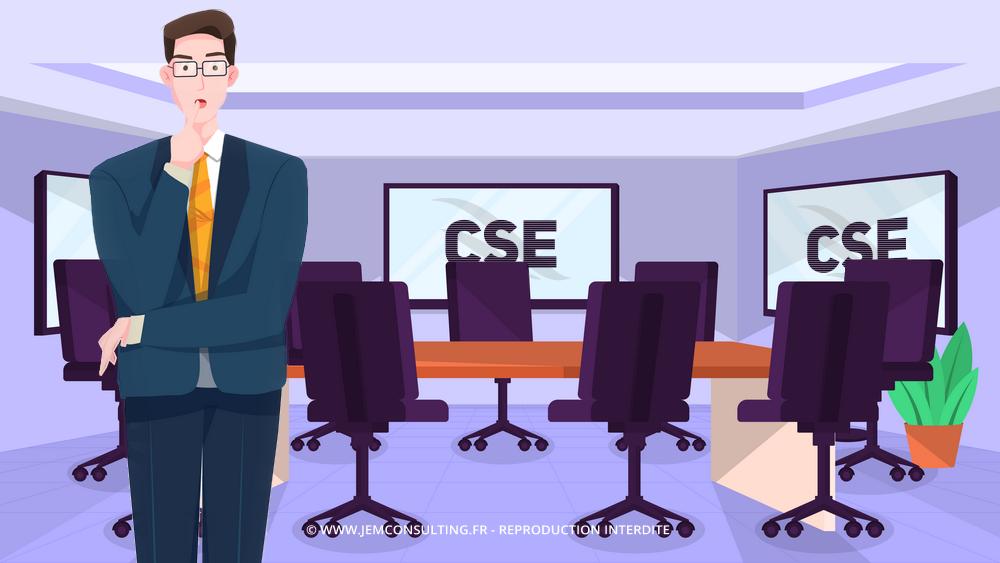 Secrétaire du CSE