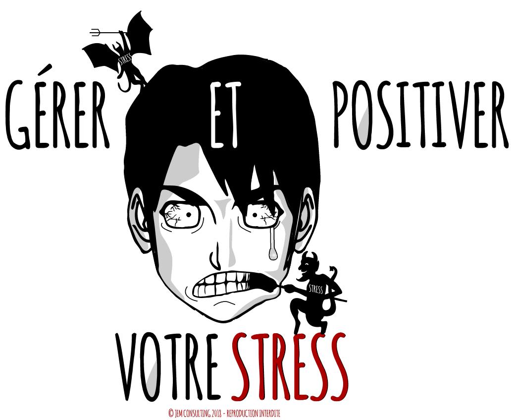 Gestion du stress et pensée positive