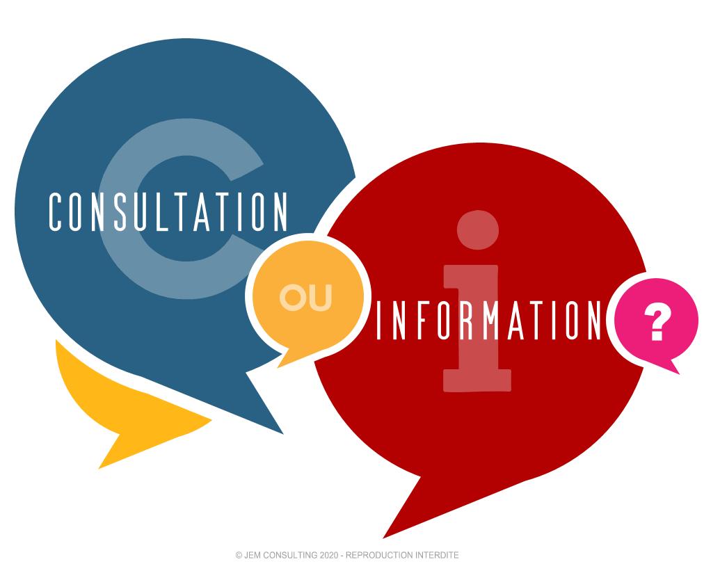 Information CSE ou consultation CSE ?