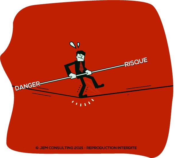 Rapport équilibre danger risque
