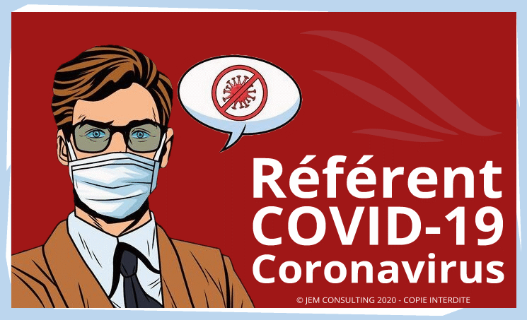 Référent covid-19 coronavirus