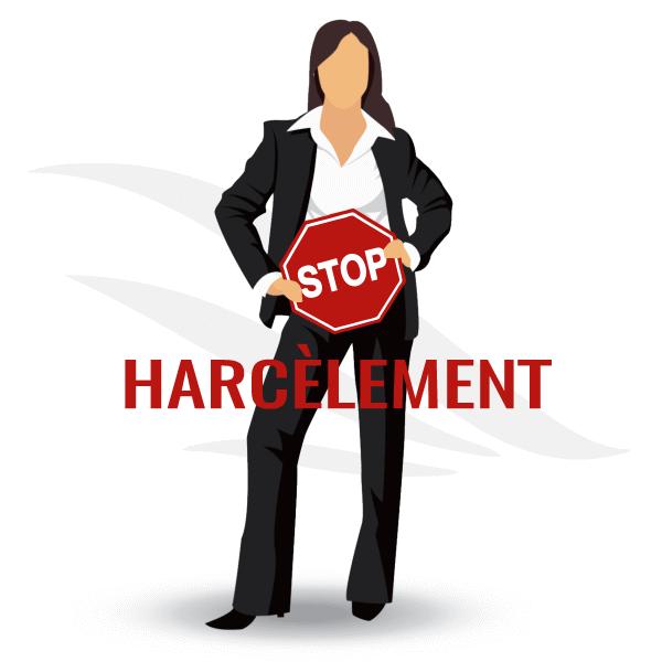 stop au harcèlement en entreprise !