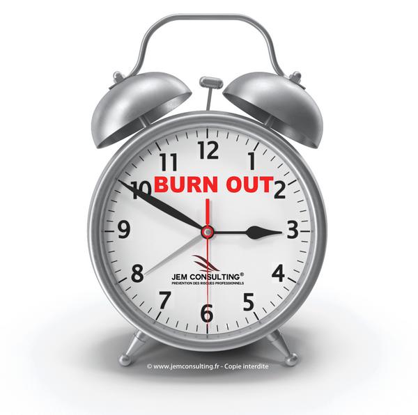 Le Burn Out (burnout ou syndrome de l'épuisement professionnel)
