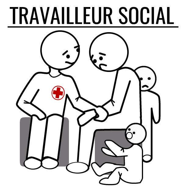 Travailleur social