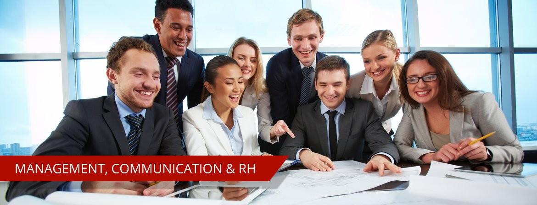 Management, communication et ressources humaines (RH)
